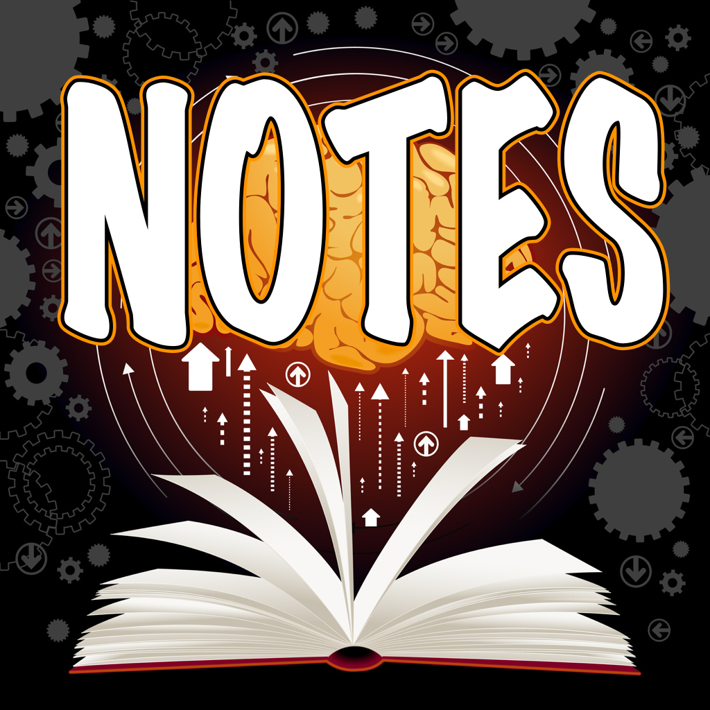 School Notes app icon